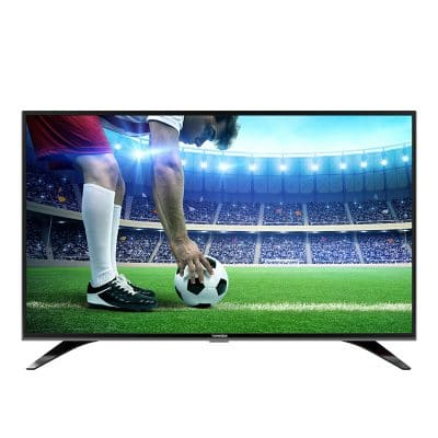 TORNADO LED TV 43 Inch Full HD with Built-In Receiver - 43ER9500E