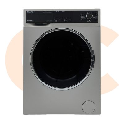 SHARP Washing Machine 9 Kg In Silver Color - ES-FP914CXE-S