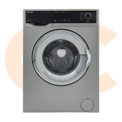 SHARP Washing Machine 7 Kg In Silver Color- ES-FP710CXE-S