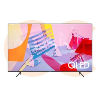 TV Samsung 55 Inch 4K Ultra HD Smart QLED TV With Built In Receiver Model-Q60T