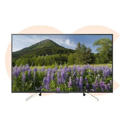 SONY 4K Smart LED TV 55 Inch With Built-In Receiver- KD-55XG7005